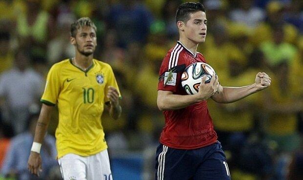 Bota de Oro Mundial 2014: buscando al relevo de Thomas Müller - imagen 32