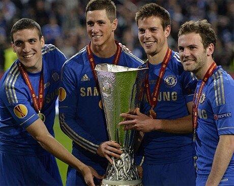 El Chelsea gana la Europa League 2012-13 en el último minuto - imagen 4