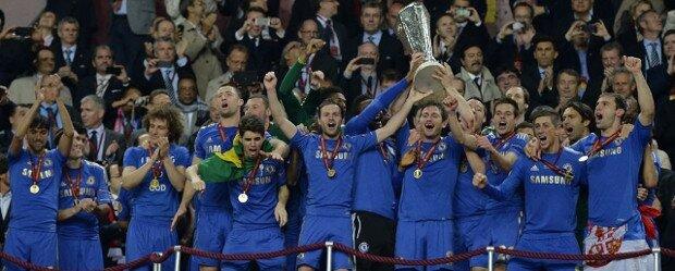 El Chelsea gana la Europa League 2012-13 en el último minuto
