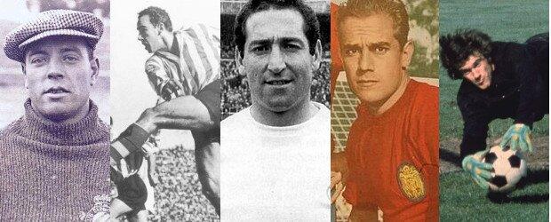 Jugadores de leyenda