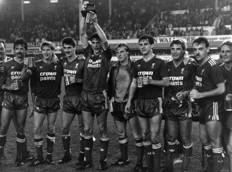 La Supercopa Inglesa de 1985-1986 - imagen 2