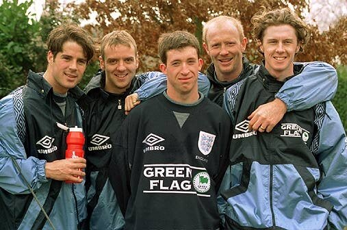 Los Spice Boys, cuando la fama y el dinero están por encima del fútbol - imagen 9