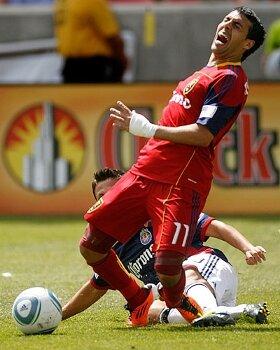 Máximos pasadores de la MLS 2013 - imagen 4