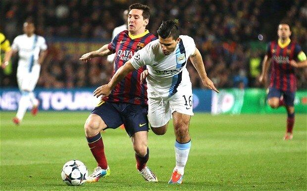Messi, objeto de deseo del Manchester City - imagen 3