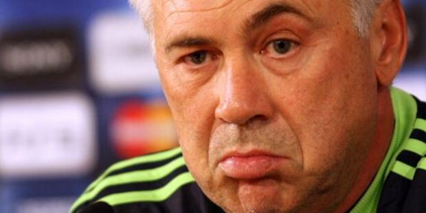 Antic, Ancelotti y los baches