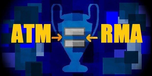 Atlético Madrid-Real Madrid: Derby en cuartos deChampions