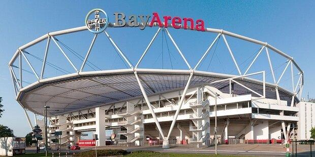 Bayer Leverkusen. rival del Atlético de Madrid en Champions