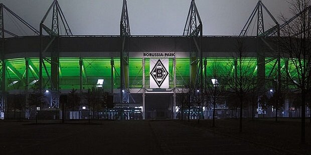 Borussia MönchenGladbach rival del Sevilla en Europa League
