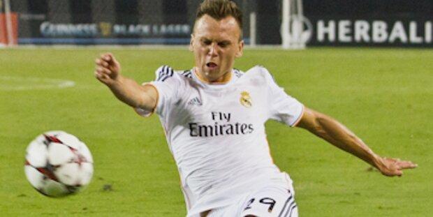 Denis Cheryshev, Real Madrid