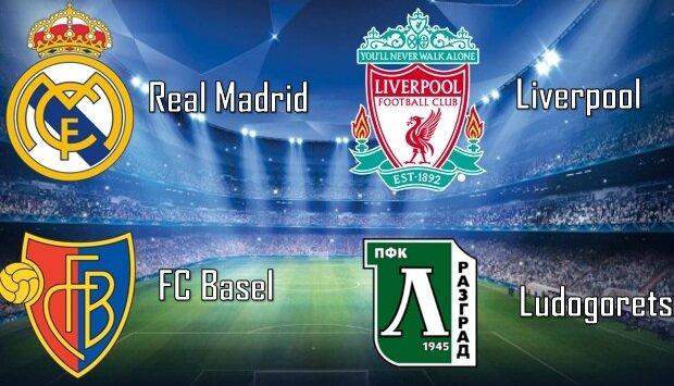 El grupo del Real Madrid en la Champions 2014-2015