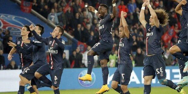 El PSG derrota al Marsella de Bielsa