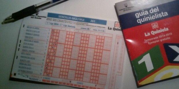 La Quiniela de Futbolia - Jornada 29 - Liga BBVA 2014-2015