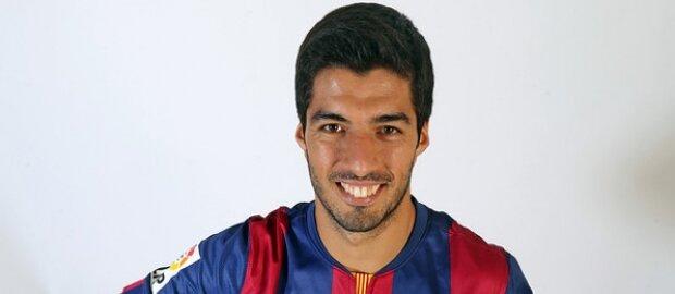 Luis Suárez apunta para el clásico