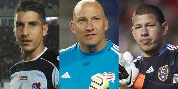 Mejores porteros de la MLS 2013