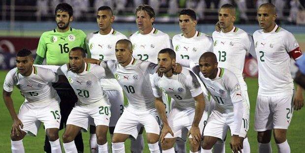 Mundial 2014: Argelia