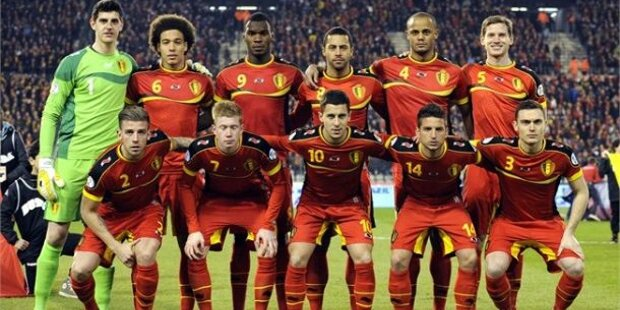 Mundial 2014: poco ruido y mucha Bélgica