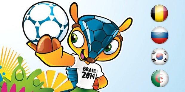 Mundial Brasil 2014: Grupo H