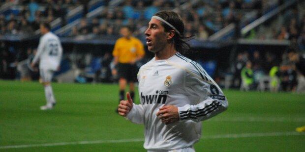 Ramos, entre lso mejores centrales del Madrid en Champions