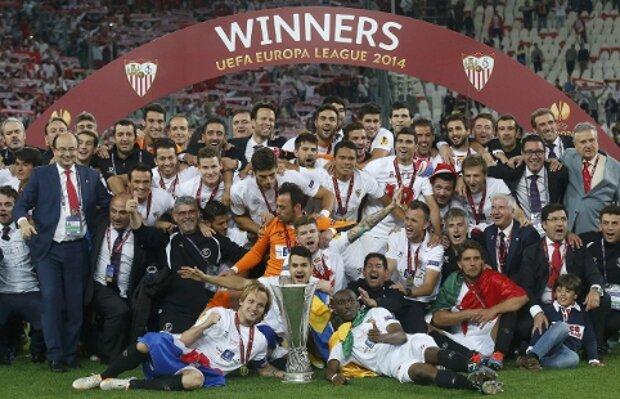 Sevilla campeón de la Europa League 2013-2014