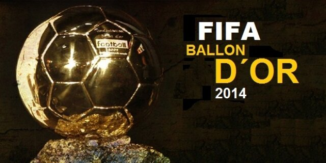 FIFA Balón de Oro 2014