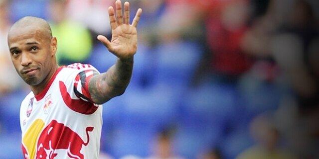 Thierry Henry se retira