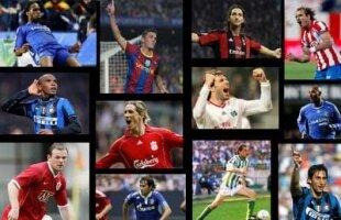 Un ratio para evaluar a los mejores delanteros de las ligas europeas