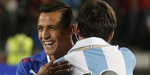 Alexis vs Messi