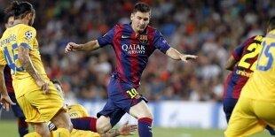 Apoel - FC Barcelona - Champions 2014-2015 - Jornada 5