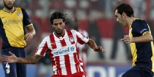 Atlético Madrid - Olympiakos - Champions League 2014-2015 - Jornada 5
