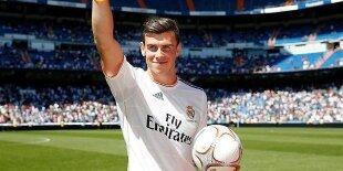 Bale, Özil y demás merengadas