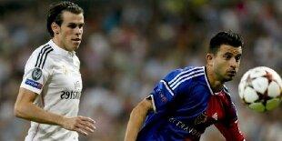 Basilea - Real Madrid - Champions 2014-2015 - Jornada 5