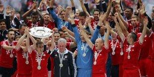 Bundesliga 2012-13: clasificación final y máximos goleadores