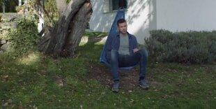 David Navarro en el spot de Samsung, 'Todos queremos uno'