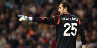 Diego López selección