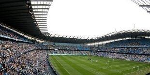 El Manchester City, rival del Barcelona en Champions