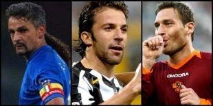 En el Calcio ya no se habla italiano