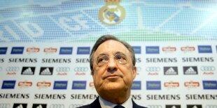 Florentino... ¿bueno para el Madrid?