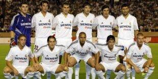 La calma antes de la tempestad (Real Madrid 2003-04) I