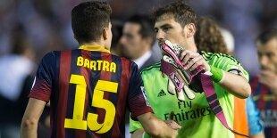 La improvisación de una zaga: de Mascherano a Adriano