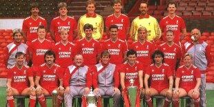 La Supercopa Inglesa de 1985-1986