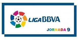 Liga BBVA - Previa Jornada 9