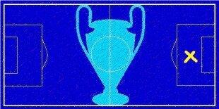 Los 5 mejores delanteros centro de la Champions League  2014-2015