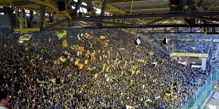 Los estadios que más se llenan de Europa