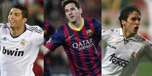 Máximos goleadores de la Historia de la Champions y Copa de Europa