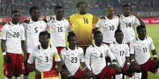 Mundial 2014: análisis de la sorprendente Ghana