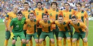 Mundial 2014: Australia, de turismo por Copacabana