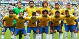 Mundial 2014: Brasil, en los pies de Neymar