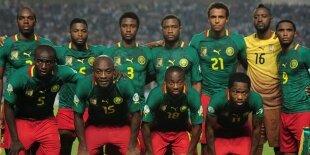 Mundial 2014: Camerún, los leones indomables