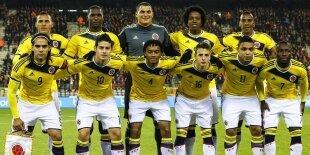 Mundial 2014: Colombia sin Falcao busca la corona