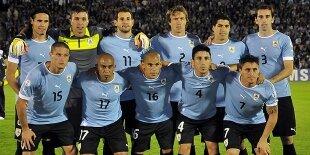 Mundial 2014: Uruguay, firme opositor al título